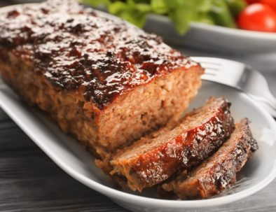 Homestyle Beef Meatloaf